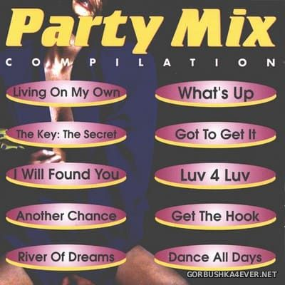 [Discomagic Records] Party Mix Compilation [1993]