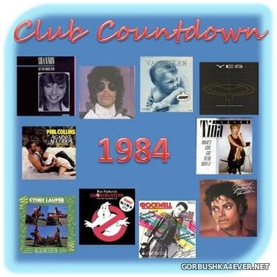 Top 25 Of 1984 Club Countdown