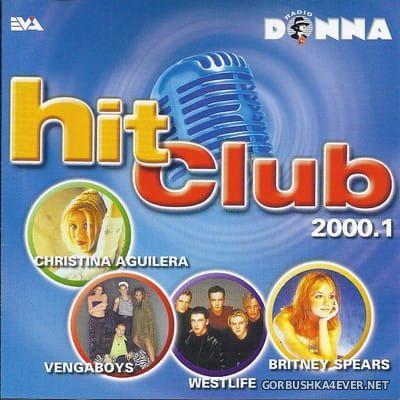 [Radio Donna] HitClub 2000.1 [2000]