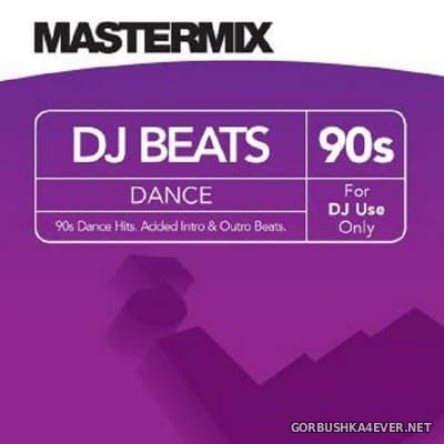 [Mastermix] DJ Beats - 90s vol 1 [2018] / 5xCD