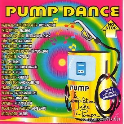 [Discomagic Records] Pump Dance [1996]