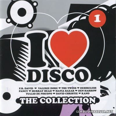 [Blanco Y Negro] I Love Disco - The Collection vol 1 [2017] / 2xCD