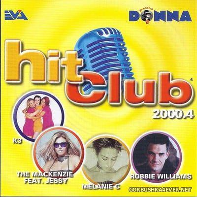 [Radio Donna] HitClub 2000.4 [2000]