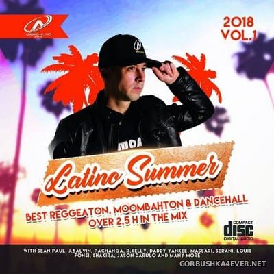 Latino Summer vol 1 [2018] Mixed By Adriano Milano