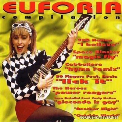 [Discomagic Records] Euforia Compilation [1995]