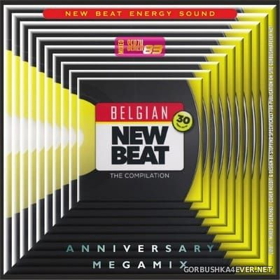 Belgian New Beat - 30 Anniversary Megamix [2018] by Serzh83