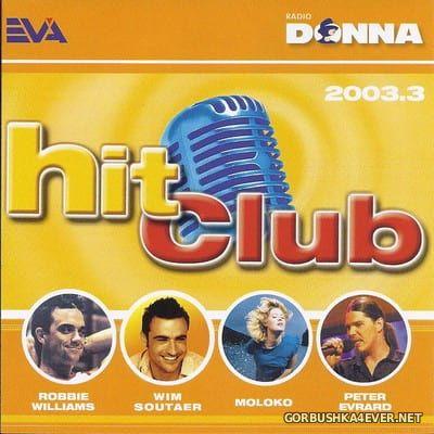 [Radio Donna] HitClub 2003.3 [2003]
