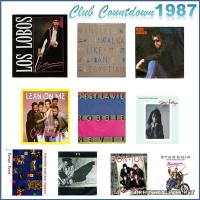 Top 25 Of 1987 Club Countdown
