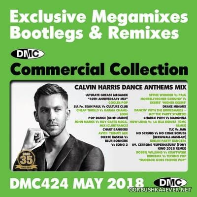 DMC Commercial Collection 424 [2018] May / 2xCD