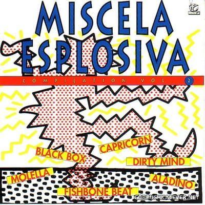 [Time] Miscela Esplosiva [1993] Mixed by Tenaki