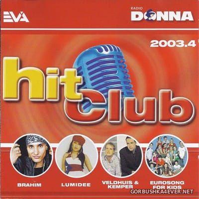 [Radio Donna] HitClub 2003.4 [2003]