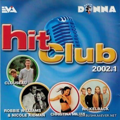 [Radio Donna] HitClub 2002.1 [2002]