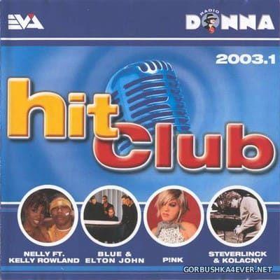 [Radio Donna] HitClub 2003.1 [2003]