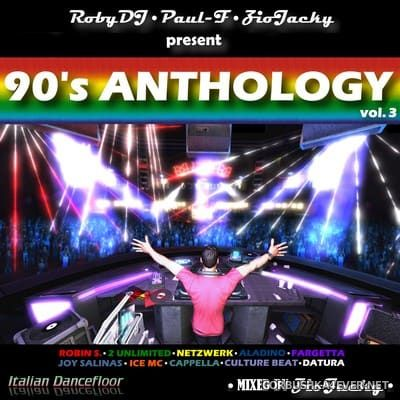 90s Anthology vol 3 [2012] Mixed by ZioJacky