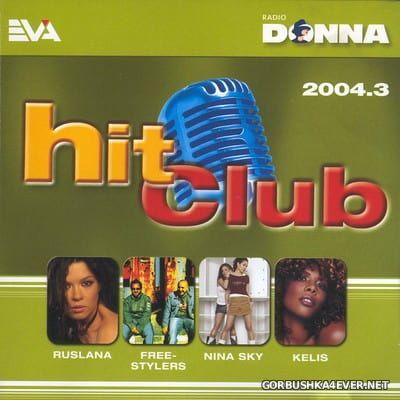 [Radio Donna] HitClub 2004.3 [2003]