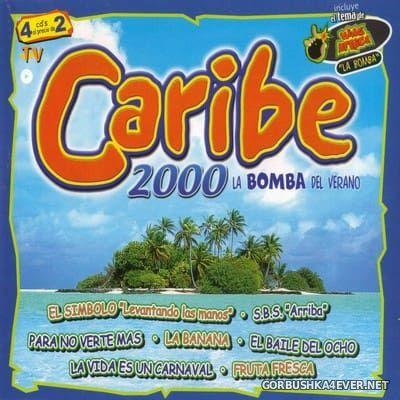 [Vale Music] Caribe 2000 (Promo) [2000] Mixed by Toni Peret & José Mª Castells