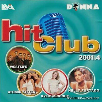 [Radio Donna] HitClub 2001.4 [2001]
