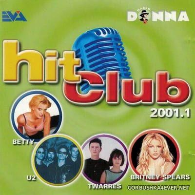 [Radio Donna] HitClub 2001.1 [2001]
