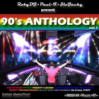 90s Anthology vol 1 [2012] Mixed by Paul-F