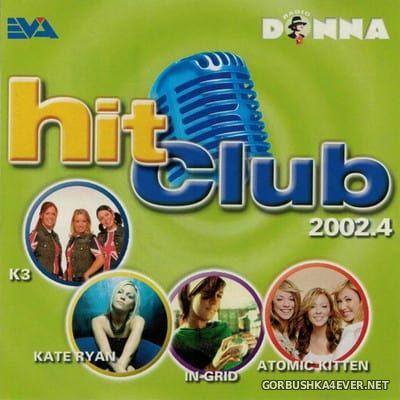 [Radio Donna] HitClub 2002.4 [2002]