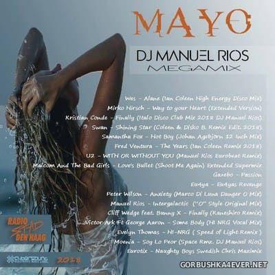 DJ Manuel Rios - Mayo Megamix 2018