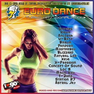 DJ Sanya72 - Euro Dance [2018]