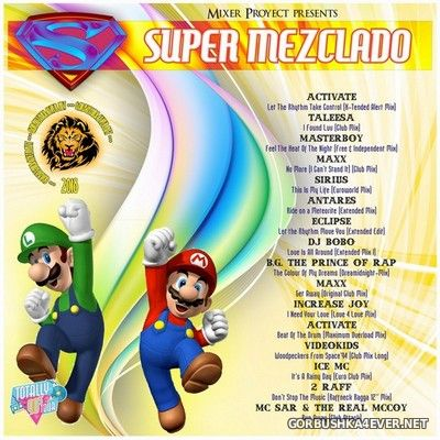 Mixer Proyect presents Super Mezclado '94 vol 1 [2017]