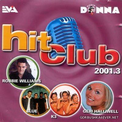 [Radio Donna] HitClub 2001.3 [2001]