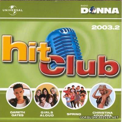 [Radio Donna] HitClub 2003.2 [2003]