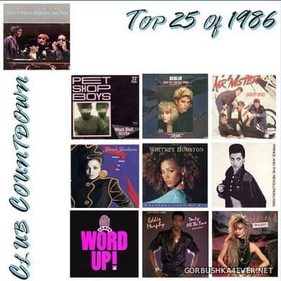 Top 25 Of 1986 Club Countdown