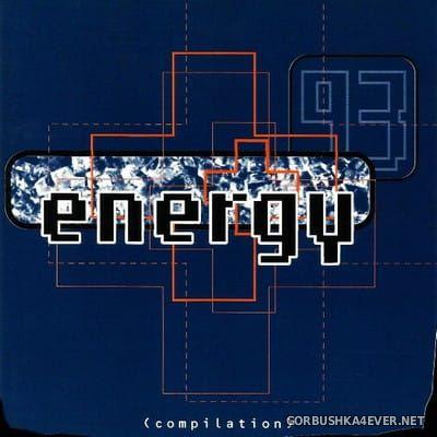 [Disko B] Energy 93 (Compilation) [1993]