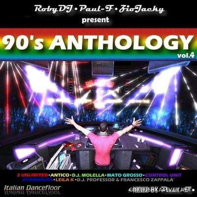 90s Anthology vol 4 [2012] Mixed by Paul-F