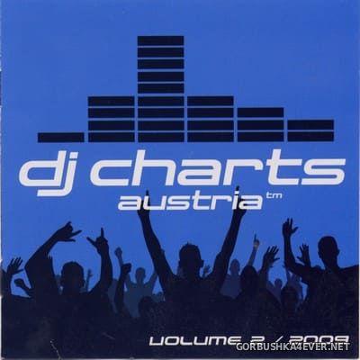 DJ Charts Austria vol 2 [2009] / 2xCD