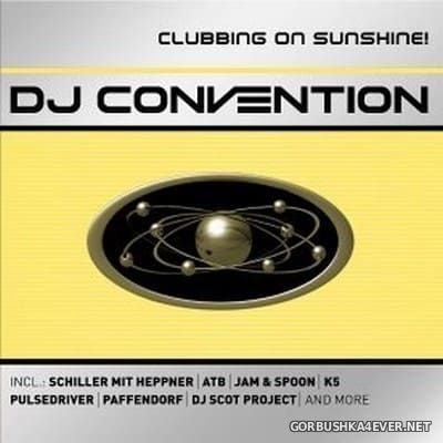 DJ Convention - Clubbing On Sunshine! [2001] / 2xCD / Mixed by Hiver & Hammer