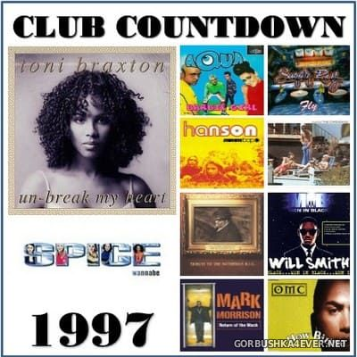 Top 25 Of 1997 Club Countdown