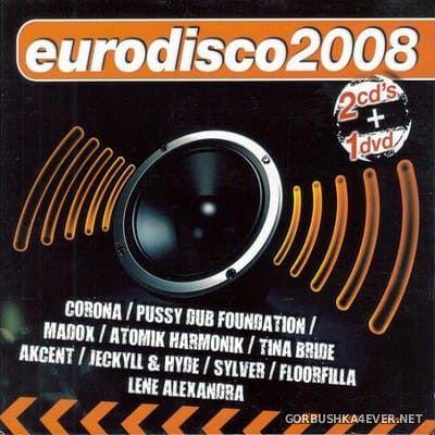 [Musart] Eurodisco 2008 [2008] / 2xCD