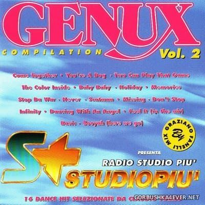 [Discomagic Records] Genux Compilation vol 2 [1995] Mixed by Graziano Fanelli