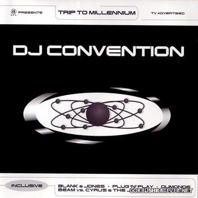 DJ Convention - Trip To Millennium [1999] / 2xCD / Mixed by Hiver & Hammer