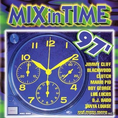 Mix In Time '97 [1997] Mixed by Fabio Locati & Maurizio Braccagni