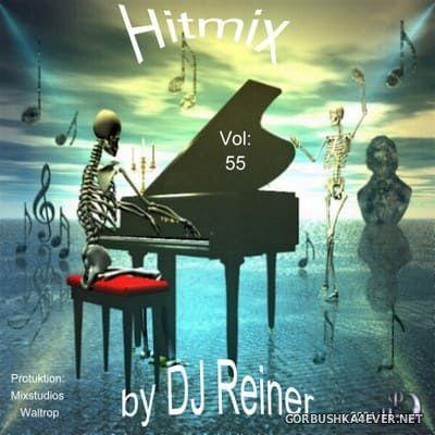 DJ Reiner - Hitmix vol 55 [2004]