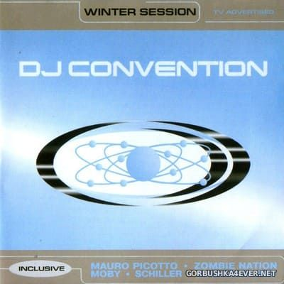 DJ Convention - Winter Session [1999] / 2xCD / Mixed by Hiver & Hammer