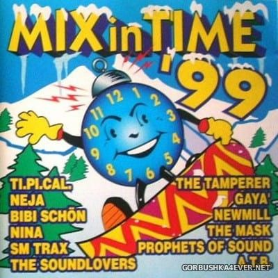 Mix In Time '99 [1999] Mixed by Mauro Miclini