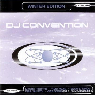 DJ Convention - Winter Edition [2001] / 2xCD / Mixed by Hiver & Hammer