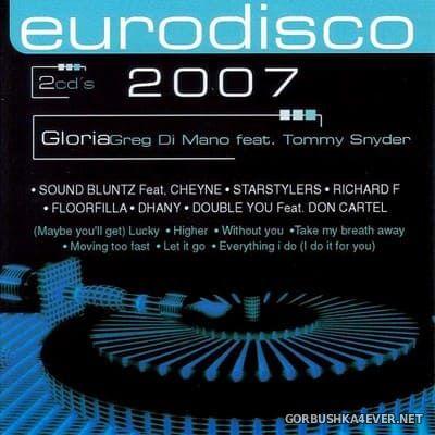 [Musart] Eurodisco 2007 [2007] / 2xCD