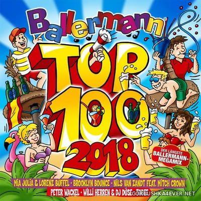 Ballermann Top 100 2018 [2018] / 2xCD / Mixed by DJ Deep