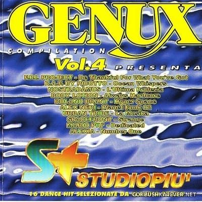 [Discomagic Records] Genux Compilation vol 4 [1997] Mixed by Nicola Rigoni