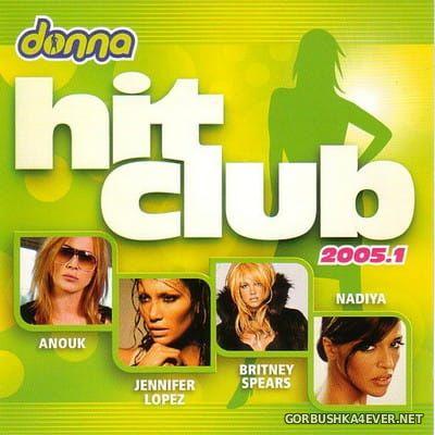 [Radio Donna] HitClub 2005.1 [2003]