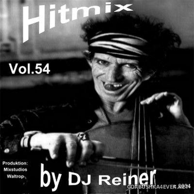 DJ Reiner - Hitmix vol 54 [2004]