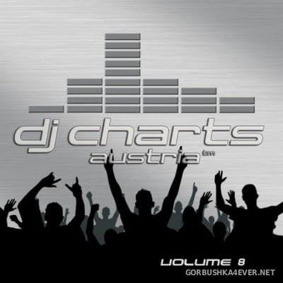 DJ Charts Austria vol 8 [2011] / 2xCD