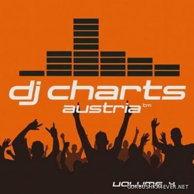 DJ Charts Austria vol 4 [2010] / 2xCD